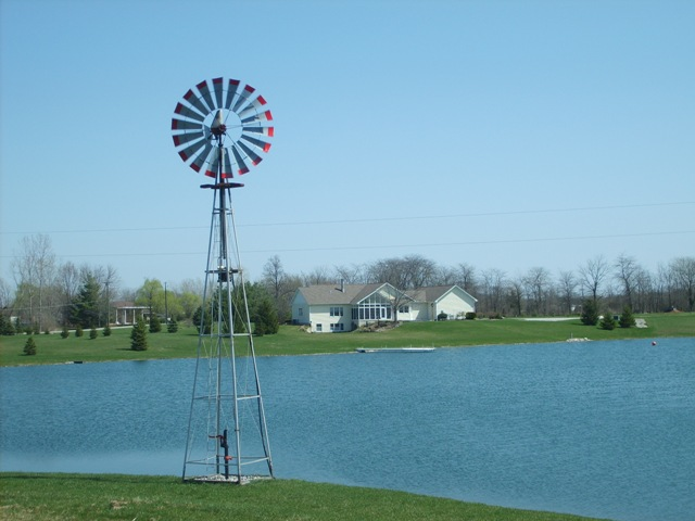 Water Pumping Windmill Companies In The World