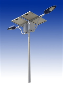 Picture of PHP-YCD35 Solar Street Light (70W Double LED Lamp 8M Pole)