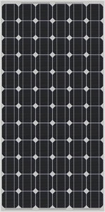 Picture of ENP Sonne High Quality 180Watt 24V Monocrystalline Panel