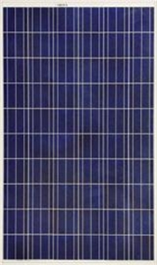 Picture of REC Solar REC230PE 230 Watt Poly Solar Panel With Black Frame